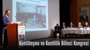 Kentlileşme ve Kentlilik Bilinci Kongresi
